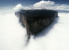 the mount roraima - is this a real place??? Wow
