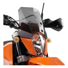 Need some protection from the wind? KTM has the solution and we make it available. Keep your neck from straining by ordering up one. Ktm 950, Ktm 690 Enduro, Ktm Duke, Dual Sport, Dirtbikes, Cars And Motorcycles, Motorbikes, Touring, Rally