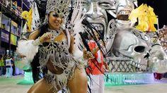 News: UK news & world news, analysis, and weird news Rio Carnival, Carnival Costumes, Samba Costume, Weird News, Mardi Gras, Princess Zelda, World, Fun, Brazil