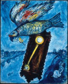 Chagall: Love, War, and Exile (September 15, 2013 - February 2, 2014). For the first time in the United States, artwork by Marc Chagall from the 1930s and 1940s is gathered to reveal a lesser-known side of the artist. Beginning with the richly evocative paintings of his years in France, the exhibition illuminates an artist deeply responsive to the suffering inflicted by war and to his own exile and personal losses. By the late 1940s, Chagall returns to colorful, joy-filled work celebrating…
