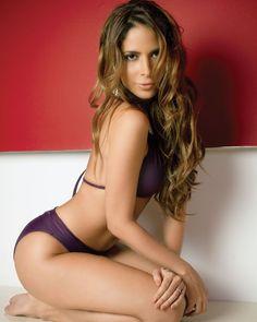 Estela Calderón, en el portafolio de TVNotas.