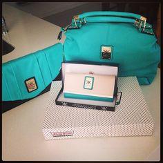 Kardashian Kollection I want this for xmas! Kardashian Beauty, Kardashian Style, Purse Wallet, Clutch Bag, Nicole By Opi, Fashion Boards, Kardashian Kollection, Window Shopping, Tiffany Blue