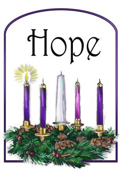 First week of Advent.