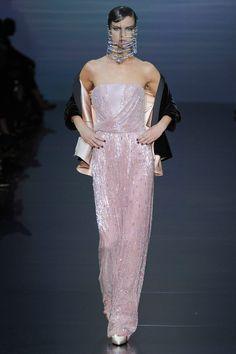 Paris Haute Couture | ARMANI Privé Fall/Winter 2012/13