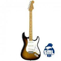 Guitarra Eléctrica Fender Classic 50s Stratocaster Veja esta guitarra no site do Salão Musical de Lisboa http://www.salaomusical.com/pt/guitarras-electrica-fender-stratocaster-classic-50s-p755