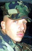 Man I miss him!!!!! Army Sgt. Michael A. Uvanni  Died October 1, 2004 Serving During Operation Iraqi Freedom  27, of Rome, N.Y.; assigned to the 2nd Battalion, 108th Infantry Regiment, New York Army National Guard, Morrisonville, N.Y.; killed Oct. 1 by a sniper as he was conducting combat operations in Samarra, Iraq.