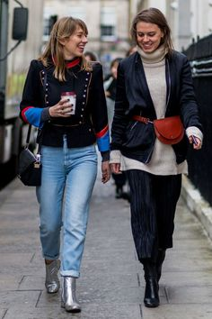 The best street style looks from London Fashion Week autumn/winter 2016
