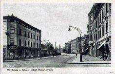 Stare zdjęcia: Biały Kamień | Nasz Wałbrzych - niezależny portal miejski Portal, Street View
