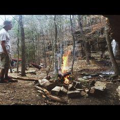 Fires & friends