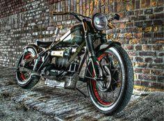 American Motorcycles, Custom Motorcycles, Super 4, European Models, Motorbikes, Old School, Dream Cars, Automobile, Racing