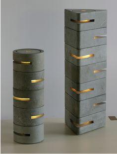 Concrete Lamps - showpdx