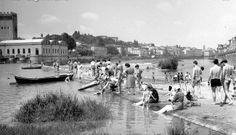 Sull'Arno, 1954