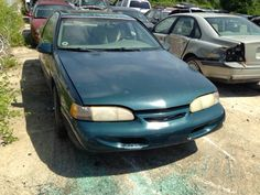 Searching for 1995 #Ford #Thunderbird #autoparts? Look no more, We carry EVERYTHING!   www.asapcarparts.com   #asapcarparts #salvageautoparts #webuyanycar