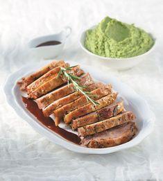 Το μενού της εβδομάδας (11 έως 17/3) - www.olivemagazine.gr Gf Recipes, Greek Recipes, Waffles, Pork, Beef, Cooking, Breakfast, Kale Stir Fry, Meat