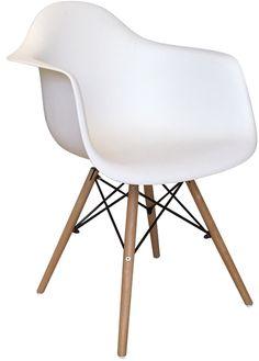 Chaise DAW Charles Eames Chaises design Meubles & Design