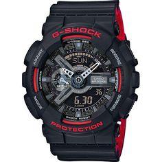 Reloj #Casio G-Shock GA-110HR-1AER https://relojdemarca.com/producto/reloj-casio-g-shock-ga-110hr-1aer/