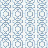 blue trellis wallpaper - Google Search