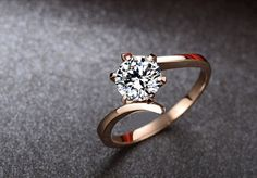 Simple engagement rings you'll want to wear forever (72)