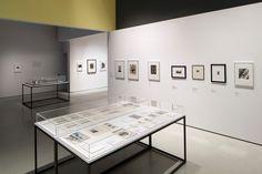 Exhibition: Bauhaus Art As Life Project: Barbican (Temporary Exhibit) Firm: Carmody Groake