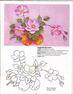LAMINAS... Y TRABAJOS CON FLORES (pág. 120) | Aprender manualidades es facilisimo.com
