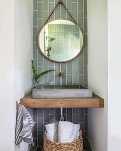 59 Trends in Kitchen and Bathroom Sinks 2020 Page 5 of 59 My Home Design Bl Bathroom Spa, Bathroom Shelves, Small Bathroom, Master Bathroom, Family Bathroom, Downstairs Bathroom, Remodel Bathroom, Budget Bathroom, Bathroom Ideas