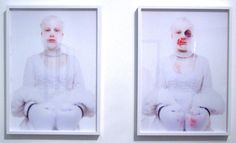 Margaret Meehan, The Pugilist, 2011, archival inkjet prints