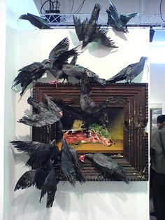 The Art of Of Destruction by Valerie Hegarty
