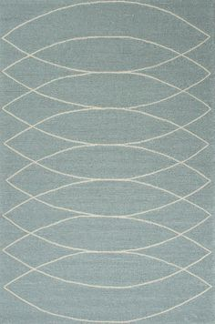 Jaipur GD24 Indoor-Outdoor Durable Polypropylene Blue/Ivory Area Rug ( 3.6X5.6 ) | Furniture, home decor, wall decor, rugs, lamps, lighting outlet.
