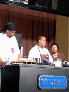 Chef Duane Nutter, Chef Edward Lee and Chef Todd Richards all talk Soul Food, fried chicken and the real history behind this comfort food. So interesting.