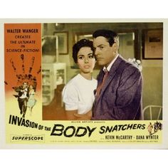 Invasion Of The Body Snatchers Canvas Art - (28 x 22)