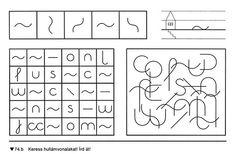 Fejlesztés - Kiss Virág - Picasa Webalbums Perception, Education, English, Picasa, Children, Kindergarten, English Language, Onderwijs, Learning