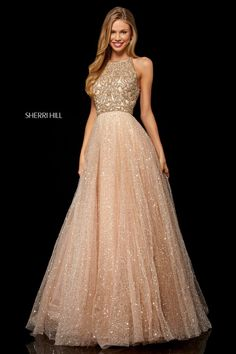 Shop the hottest styles from 2020 Prom Dresses collection. Your dream dress is IN STOCK and ready to ship today! Long prom gowns, short dresses for prom and gorgeous dresses for junior and senior prom Sherri Hill Prom Dresses, Grad Dresses Long, Homecoming Dresses, Bridesmaid Dresses, Tulle Prom Dress, Pretty Dresses, Beautiful Dresses, Wedding Gown Ballgown, Hijab Look
