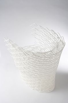 Diamond Chair (2008), by Japanese designers Nendo