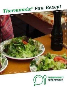 Salatdressing auf Vorrat super lecker von pius1800. Ein Thermomix ® Rezept aus der Kategorie Grundrezepte auf www.rezeptwelt.de, der Thermomix ® Community.