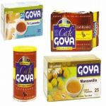 Goya Coffee and Tea.  Goya offers a variety of premium coffee and tea at an affordable price.