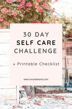 Here is my version of the 30 Days of Self Care Challenge!I hope that its a helpful resource and inspires you to implement daily acts of self care beyond the month.Feel free to complete the challenge out of order or add on to the list! Keeping A Bullet Journal, National Sleep Foundation, Self Care Activities, Care Quotes, Self Care Routine, Relaxing Music, 30 Day Challenge, Wellness Tips, Along The Way