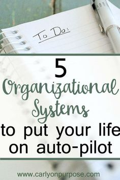 """great """"organization ideas"""" for making life easier"""