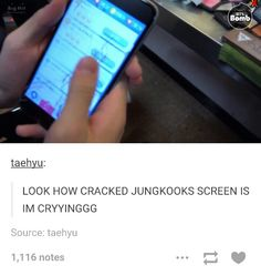 He was tapping his phone really fast while playing Piano Tiles 2 what do you expect XD