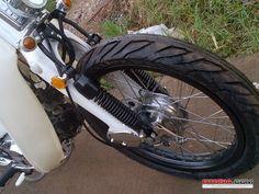 Motor yang dimiliki oleh Didit ini bukan tanpa cerita saat akan dimodifikasi. Pasalnya Didit yang membawa kendaraan tuanya ini ke bengkel Street Arts Custom milik Arie Indra di Depok memiliki segudang konsep dan ide untuk diterapkan.