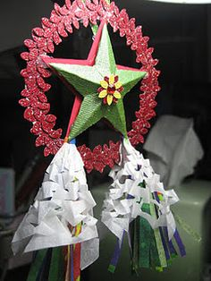 I love stars. Our Christmas decor is a traditional display which is significant in most Filipino homes anywhere in the world.