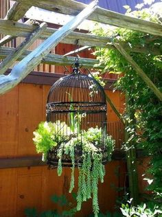 ways to decorate outdoor living spaces with handmade designs