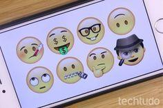 Entenda o significado dos novos emojis de carinha do iPhone | Listas | TechTudo