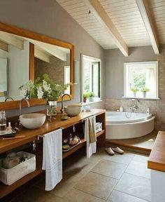 Pindurador de toalhas com bastante espaço...adooooro!!!