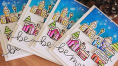 Check out http://lawnfawn.com to see our products, more ideas and inspiration! In this video Lawn Fawn collaborator Eloise shows how to make a set of cards u...