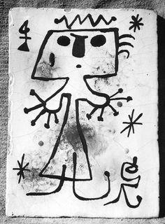 Joan Miro 1945 Plaque                                                                                                                                                                                 More