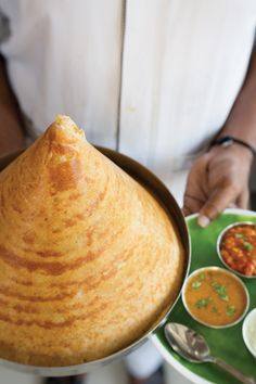 from India: South not a big fan of south Indian food but I do like Dosas, i won't deny ;)not a big fan of south Indian food but I do like Dosas, i won't deny ; Chennai, Indian Street Food, South Indian Food, Indian Snacks, Indian Food Recipes, Bae, Kerala Food, India Food, Indian Dishes