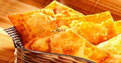 Fantástico! Aprenda a fazer pastel de feira na sua casa - # #Pastel #Receitas