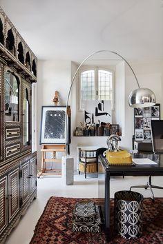 home Malene Birger Comer See home office Schreibtisch - Beauty Cheap Room Decor, Cheap Rooms, Cute Room Decor, Best Interior, Home Interior, Interior Design, Home Living, Living Room Decor, Home Office