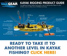 Kayak Fishing for Beginners and Accessory Rigging Guide