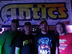 Check out Antics Midwest Music on ReverbNation